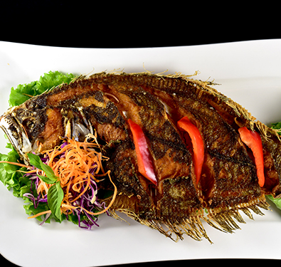 CRISPY WHOLE FISH(MEDIUM)